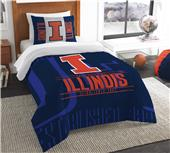 Northwest Illinois Twin Comforter & Sham
