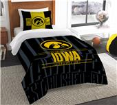 Northwest Iowa Twin Comforter & Sham