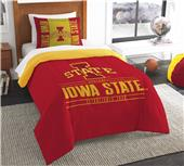 Northwest Iowa State Twin Comforter & Sham