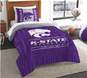 Northwest Kansas State Twin Comforter & Sham