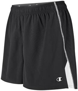 Champion Womens Advantage Woven Soccer Shorts