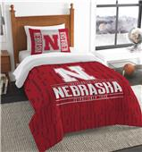 Northwest Nebraska Twin Comforter & Sham