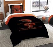 Northwest Oregon State Twin Comforter & Sham