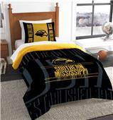 Northwest Southern Miss Twin Comforter & Sham