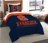 Northwest Syracuse Twin Comforter & Sham