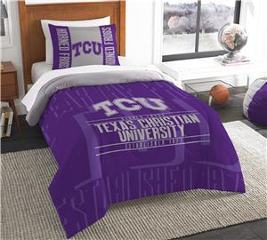 Northwest Texas Christian Twin Comforter & Sham