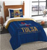 Northwest Tulsa Twin Comforter & Sham