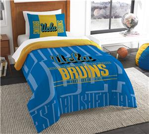 Northwest UCLA Twin Comforter & Sham