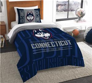 Northwest UConn Twin Comforter & Sham