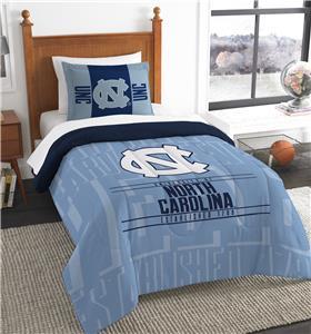 Northwest UNC Twin Comforter & Sham