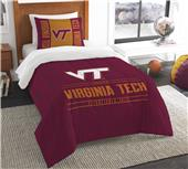 Northwest Virginia Tech Twin Comforter & Sham