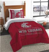 Northwest Washington State Twin Comforter & Sham