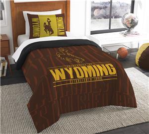 Northwest Wyoming Twin Comforter & Sham