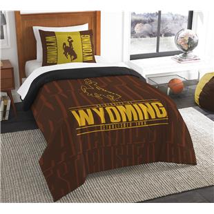 Northwest Wyoming Twin Comforter & Sham
