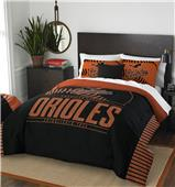 Northwest MLB Orioles Full/Queen Comforter/Shams