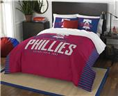 Northwest MLB Phillies Full/Queen Comforter/Shams
