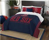 Northwest MLB Red Sox Full/Queen Comforter & Shams
