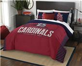 Northwest MLB Cardinals Full/Queen Comforter/Shams