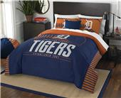 Northwest MLB Tigers Full/Queen Comforter & Shams