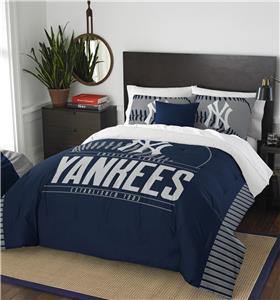 Northwest MLB Yankees Full/Queen Comforter & Shams