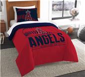 Northwest MLB Angels Twin Comforter & Sham