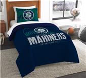Northwest MLB Mariners Twin Comforter & Sham