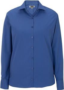 Edwards Womens Poplin Long Sleeve Shirt