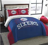 Northwest NBA 76ers Full/Queen Comforter & Shams