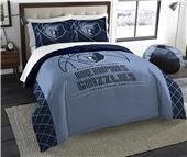 Northwest NBA Grizzlies Full/Queen Comforter/Shams