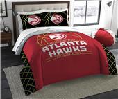 Northwest NBA Hawks Full/Queen Comforter & Shams