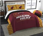 Northwest NBA Heat Full/Queen Comforter & Shams