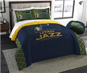 Northwest NBA Jazz Full/Queen Comforter & Shams