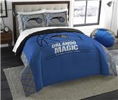 Northwest NBA Magic Full/Queen Comforter & Shams