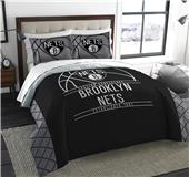 Northwest NBA Nets Full/Queen Comforter & Shams