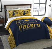 Northwest NBA Pacers Full/Queen Comforter & Shams