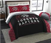 Northwest NBA Raptors Full/Queen Comforter & Shams