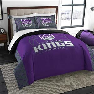 Northwest NBA Kings Full/Queen Comforter & Shams