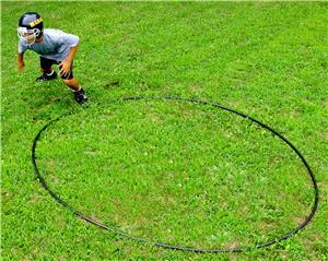 Hadar Football Diameter Speed Agility Rings