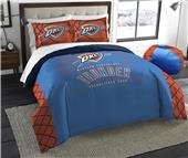 Northwest NBA Thunder Full/Queen Comforter & Shams