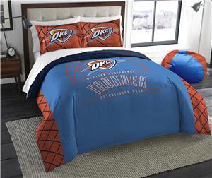Northwest NBA Thunder Full/Queen Comforter & Shams