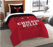 Northwest NBA Bulls Twin Comforter & Sham