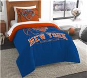 Northwest NBA Knicks Twin Comforter & Sham