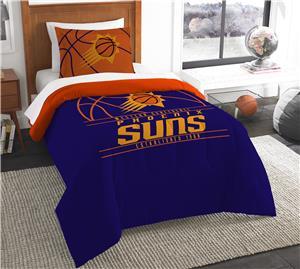 Northwest NBA Suns Twin Comforter & Sham