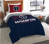 Northwest NBA Wizards Twin Comforter & Sham