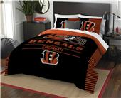 Northwest NFL Bengals Full/Queen Comforter & Shams