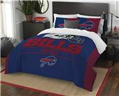 Northwest NFL Bills Full/Queen Comforter & Shams