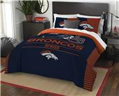 Northwest NFL Broncos Full/Queen Comforter & Shams