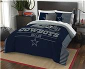 Northwest NFL Cowboys Full/Queen Comforter & Shams