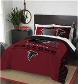 Northwest NFL Falcons Full/Queen Comforter & Shams