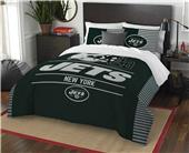 Northwest NFL Jets Full/Queen Comforter & Shams